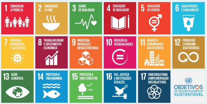 17 Ods Das Nações Unidas