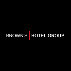 Logo Brown's Hotel Group