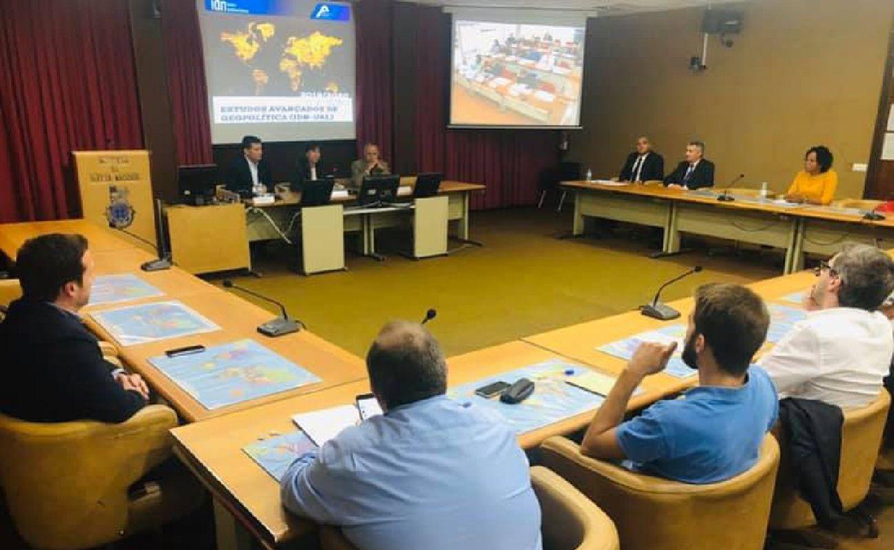 Sessão De Abertura Geopolitica 1