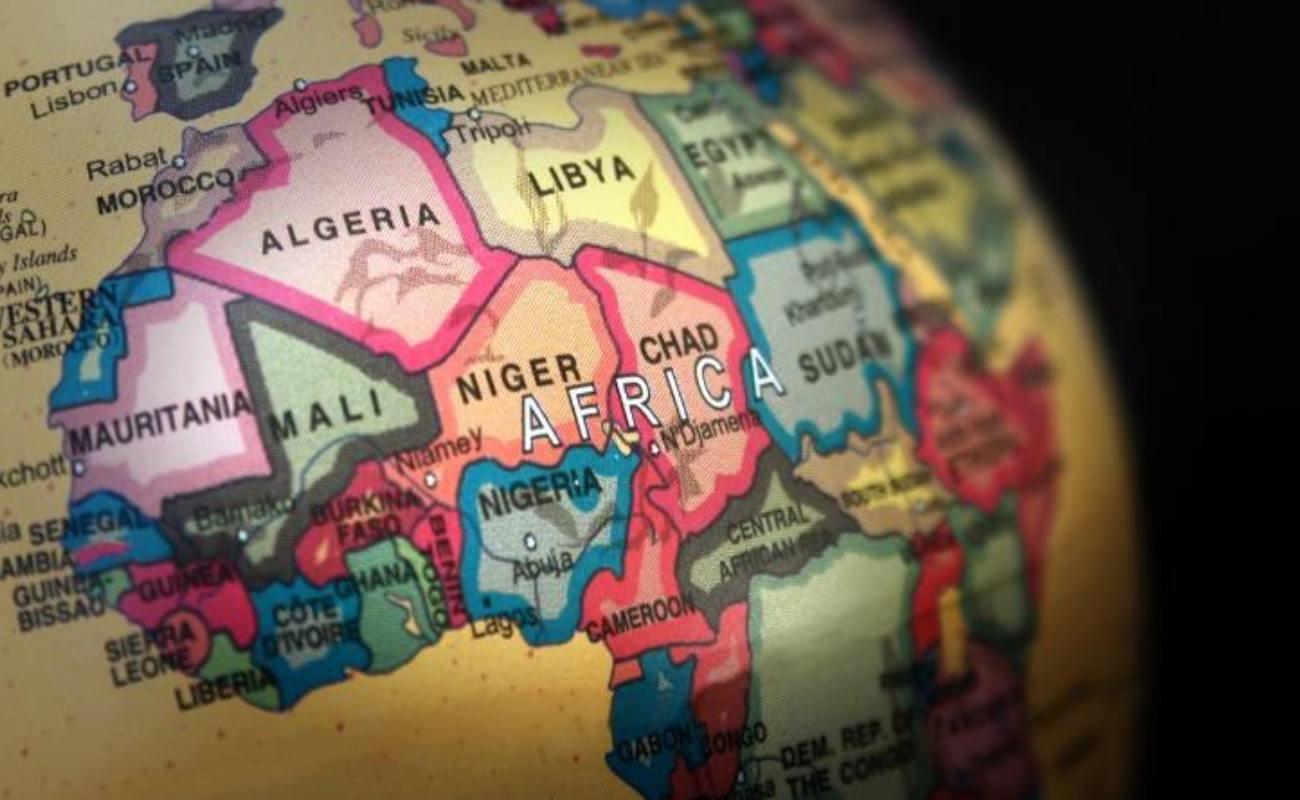 Geopolítica áfrica Subsariana