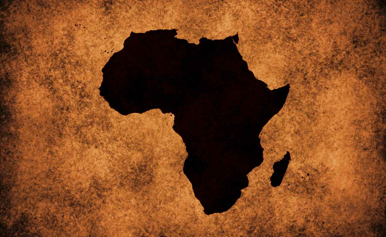 Geopolitica África Subsariana